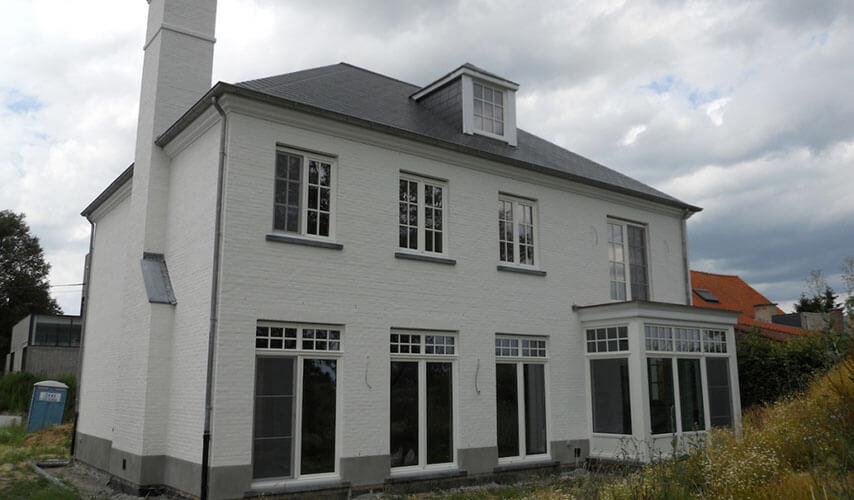 alleenstaande woning villa nieuwbouw