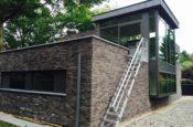 nieuwbouwwoning door hinion uit deinze