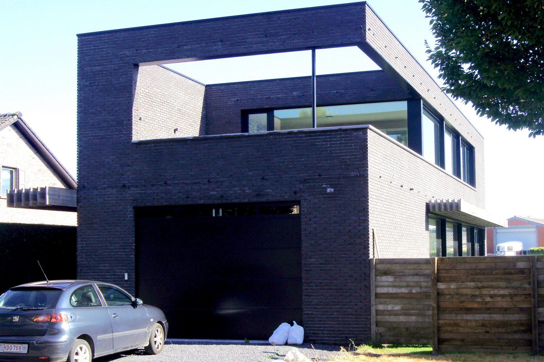nieuwbouw moderne stijl
