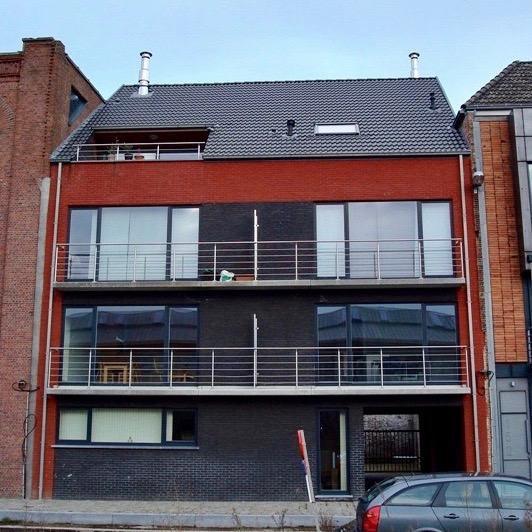 appartement nieuwbouw
